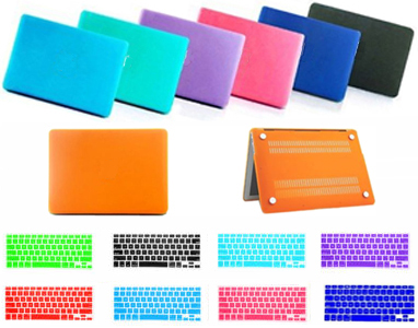 Case/Cover/Skin/Shell for Macbook Pro 15 A1286 + Keyboard Skin