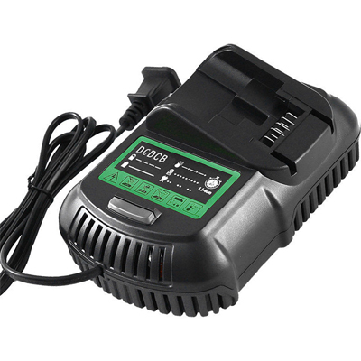 Replacement Battery Charger for DCB100 DCB120 DCB121 DCB123 DCB125 DCB127 12V 12 Volt Li-Ion